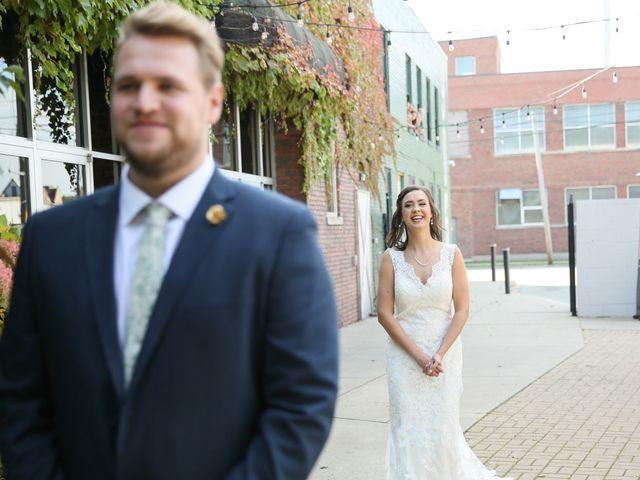 Brett and Sarah's Wedding in Milwaukee, Wisconsin 70