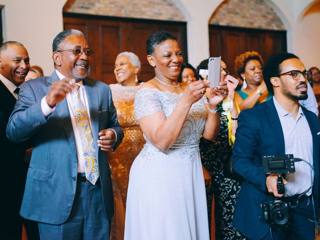 Rachel and Marcus's Wedding in Houston, Texas 21
