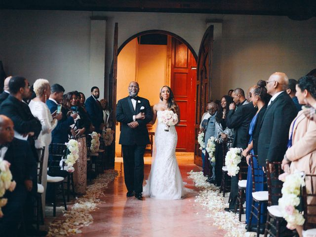 Rachel and Marcus's Wedding in Houston, Texas 85
