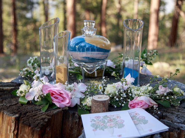 Jamie and Matt's Wedding in Big Bear Lake, California 17