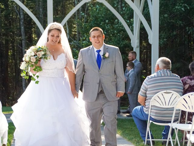 Kenyon and Zach's Wedding in Eddington, Maine 2