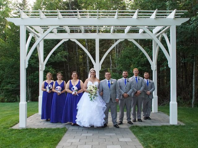 Kenyon and Zach's Wedding in Eddington, Maine 5