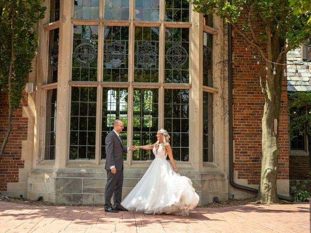 Brandon  and Tracy's Wedding in Clarkston, Michigan 5