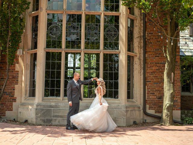 Brandon  and Tracy's Wedding in Clarkston, Michigan 6