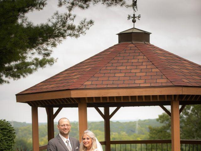 Brandon  and Tracy's Wedding in Clarkston, Michigan 12