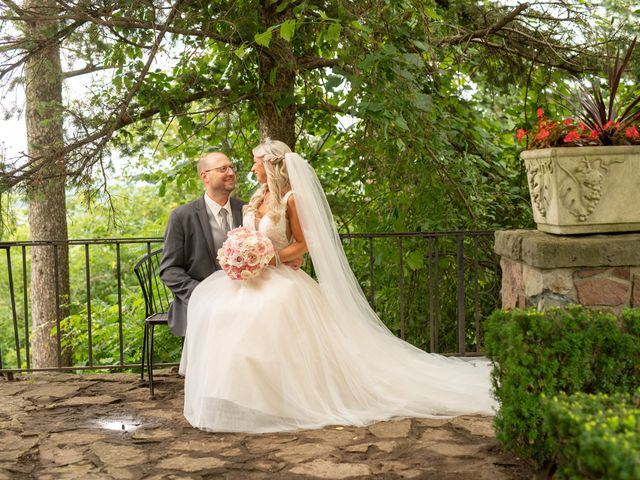 Brandon  and Tracy's Wedding in Clarkston, Michigan 13