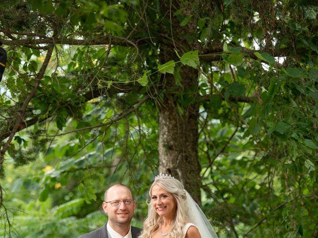 Brandon  and Tracy's Wedding in Clarkston, Michigan 14