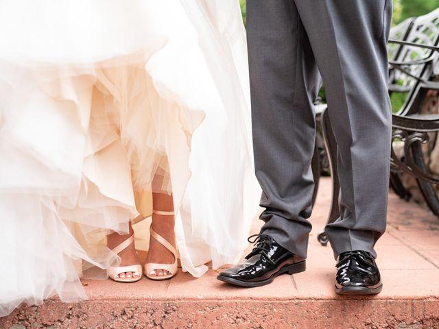 Brandon  and Tracy's Wedding in Clarkston, Michigan 15