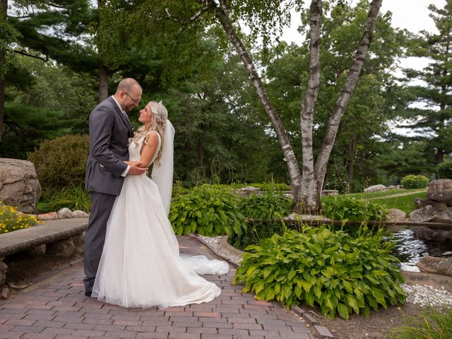Brandon  and Tracy's Wedding in Clarkston, Michigan 18