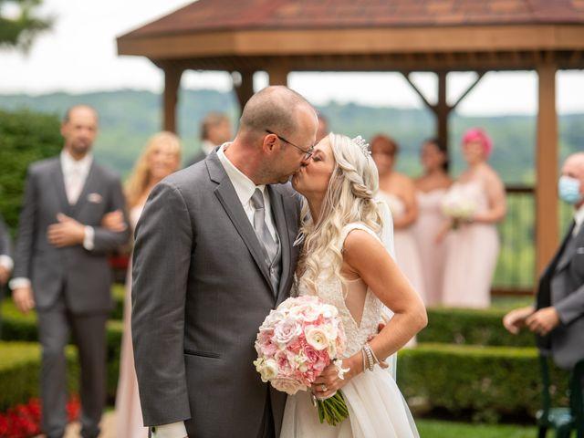 Brandon  and Tracy's Wedding in Clarkston, Michigan 20