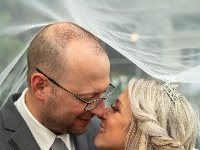 Brandon  and Tracy's Wedding in Clarkston, Michigan 23