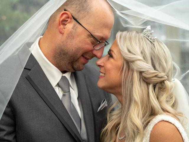 Brandon  and Tracy's Wedding in Clarkston, Michigan 1