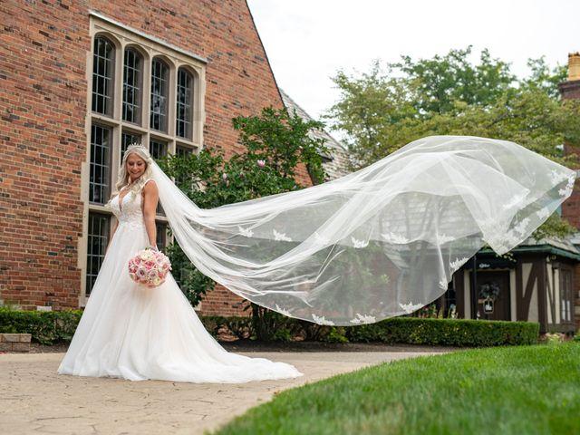 Brandon  and Tracy's Wedding in Clarkston, Michigan 2