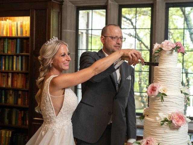 Brandon  and Tracy's Wedding in Clarkston, Michigan 24
