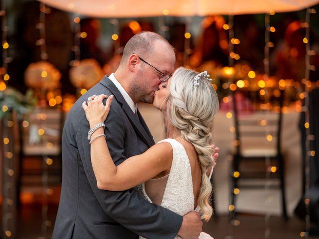 Brandon  and Tracy's Wedding in Clarkston, Michigan 29