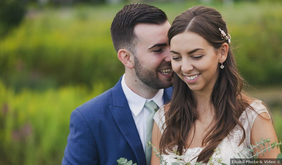 Sean and Casey's Wedding in Johnstown, New York