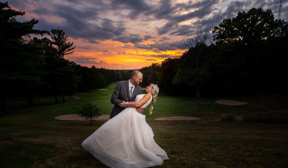 Brandon  and Tracy's Wedding in Clarkston, Michigan