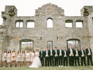 Erin and Timothy's Wedding in Kansas City, Missouri 6