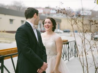 Erin and Timothy's Wedding in Kansas City, Missouri 3