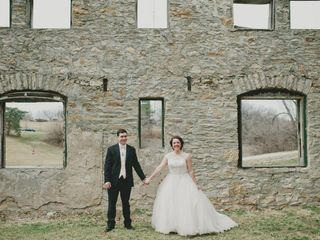 Erin and Timothy's Wedding in Kansas City, Missouri 5