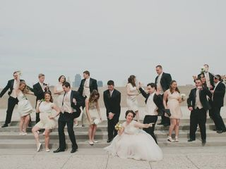 Erin and Timothy's Wedding in Kansas City, Missouri 9
