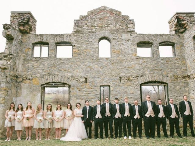 Erin and Timothy's Wedding in Kansas City, Missouri 6