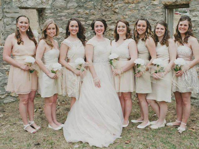 Erin and Timothy's Wedding in Kansas City, Missouri 7