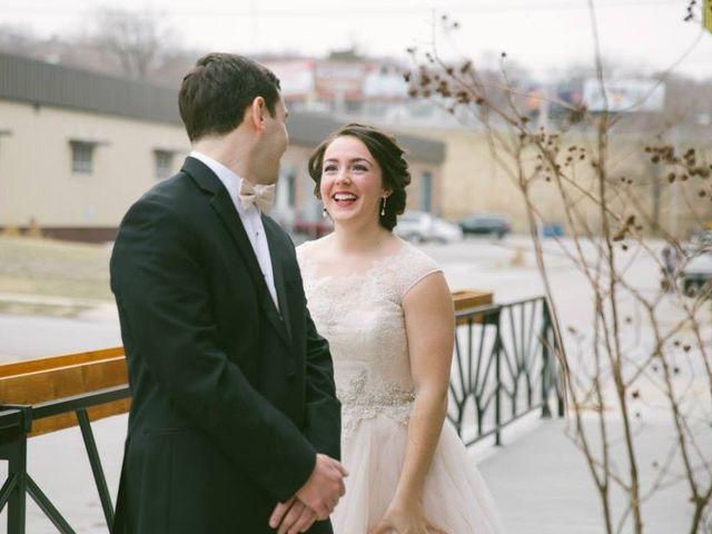 Erin and Timothy's Wedding in Kansas City, Missouri 3