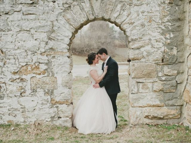 Erin and Timothy's Wedding in Kansas City, Missouri 1