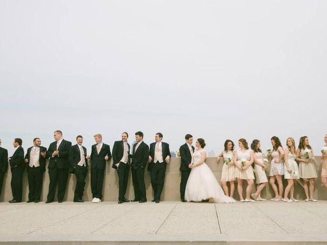 Erin and Timothy's Wedding in Kansas City, Missouri 8