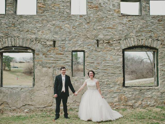 Erin and Timothy's Wedding in Kansas City, Missouri 5