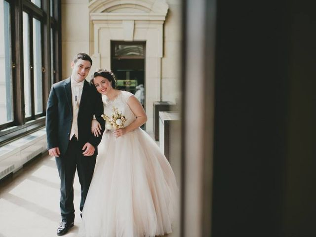 Erin and Timothy's Wedding in Kansas City, Missouri 11