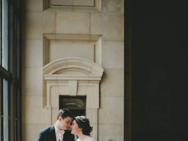 Erin and Timothy's Wedding in Kansas City, Missouri 10