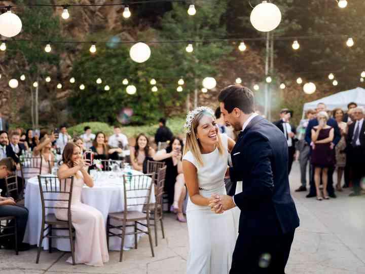 The wedding of Valentina Udabe and Nick Fuca