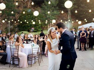 The wedding of Valentina and Nick