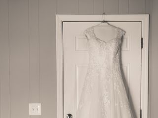 The wedding of Amanda and Brett 3