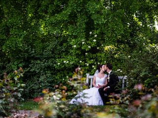 The wedding of Amanda and Brett