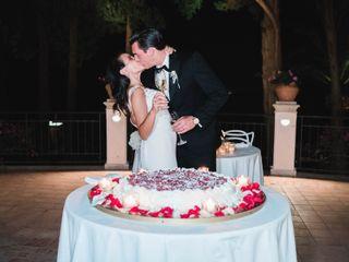 The wedding of Gabriella and Mark 1