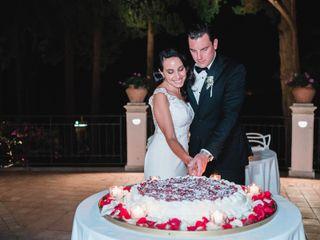 The wedding of Gabriella and Mark 2