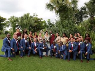 The wedding of Amarilys and Adner