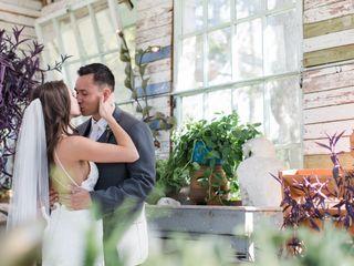 The wedding of Kristin and Chris 3