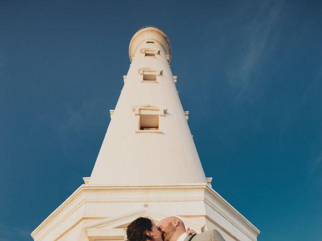 Stoney and Rebecca's Wedding in Oranjestad, Aruba 1