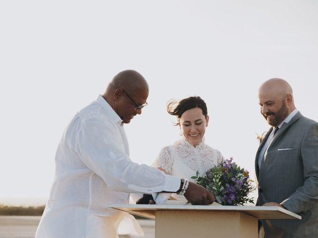Stoney and Rebecca's Wedding in Oranjestad, Aruba 6
