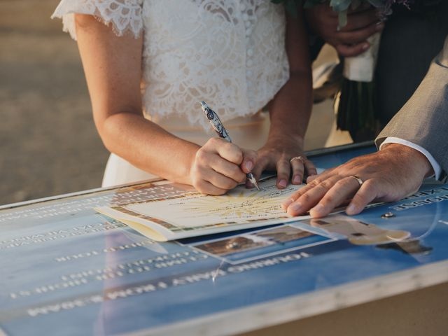 Stoney and Rebecca's Wedding in Oranjestad, Aruba 8