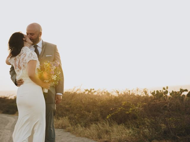 Stoney and Rebecca's Wedding in Oranjestad, Aruba 9