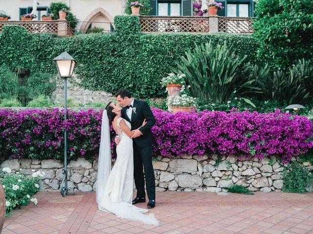 The wedding of Gabriella and Mark