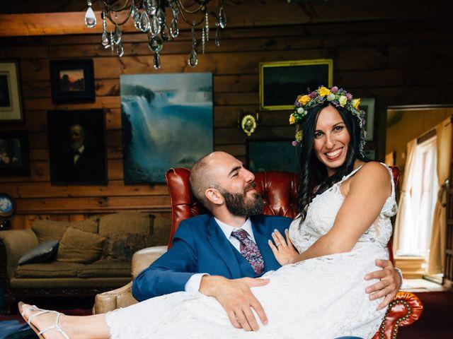 Lukas and Rebecca 's Wedding in Catskill, New York 3