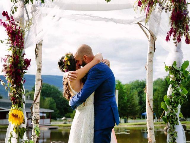 Lukas and Rebecca 's Wedding in Catskill, New York 4