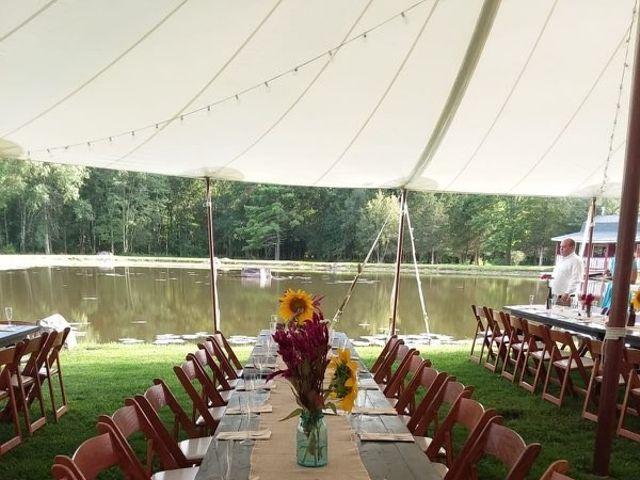 Lukas and Rebecca 's Wedding in Catskill, New York 6