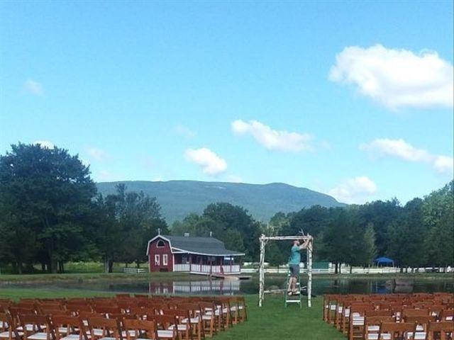 Lukas and Rebecca 's Wedding in Catskill, New York 7